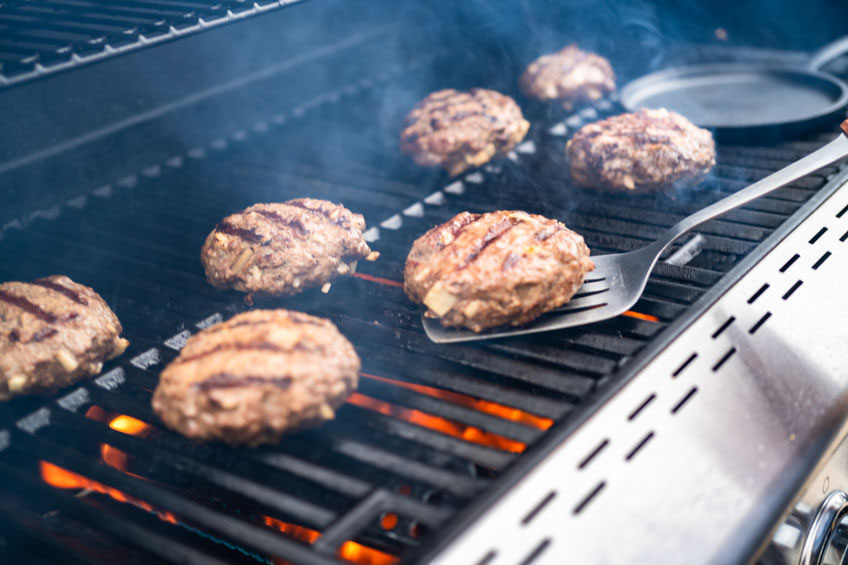 How To Cook Burgers On A Gas Grill Perfect Patty Shaperz